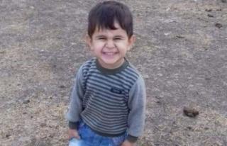 Batman'da 2 gündür aranan 3 yaşındaki Fatih...