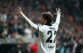 Ljajic, Beşiktaş'ta kalmak istiyor