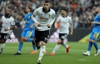 Beşiktaş, derbi galibiyetiyle iddiasını sürdürme...