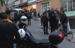 Beyoğlu'nda kavga: 3'ü öğrenci 4 kişi...