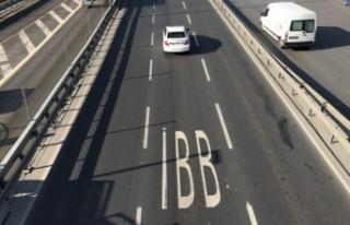 Bisiklet turunun İstanbul etabı için kapatılacak...