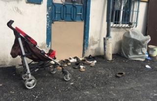 Bursa'da 3 günlük bebek beşiğinde ölü bulundu