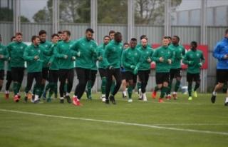 Bursaspor gelecekten umutlu