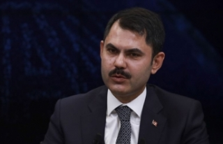 Çevre ve Şehircilik Bakanı Kurum: 350 milyon metrekare...