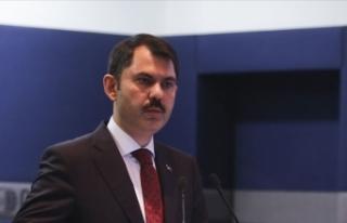 Çevre ve Şehircilik Bakanı Kurum: 50 bin sosyal...