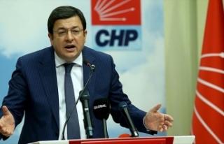 CHP Genel Başkan Yardımcısı Erkek: YSK verilerine...