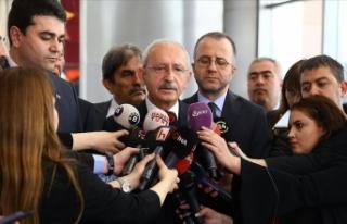 CHP Genel Başkanı Kılıçdaroğlu: Sağduyumuzu...
