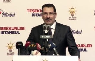 """""""CHP'nin yangından mal kaçırırcasına hareket..."""