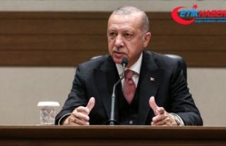 Cumhurbaşkanı Erdoğan: Netanyahu'nun yaptığı...