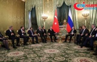 Cumhurbaşkanı Erdoğan: Rusya ile ticarette yeni...