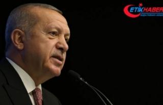 Cumhurbaşkanı Erdoğan: Seçim tartışmalarını...