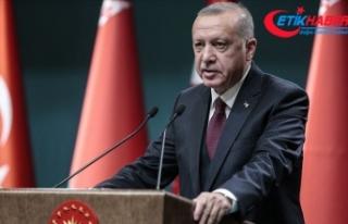 Cumhurbaşkanı Erdoğan: Turgut Özal her zaman değerli...