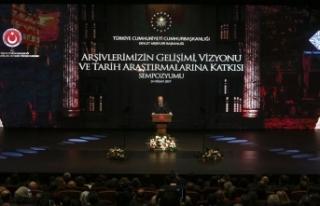 Cumhurbaşkanı Erdoğan: Amacı hakikati bulmak olan...