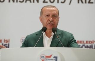 Cumhurbaşkanı Erdoğan: Ekonomik teröre de teslim...