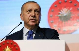 Cumhurbaşkanı Erdoğan: Dönem birlik ve beraberliğimizi...