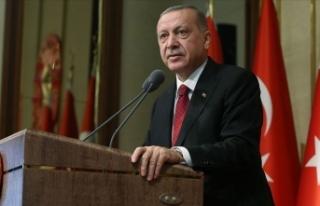 Cumhurbaşkanı Erdoğan: Polis Teşkilatımızı...