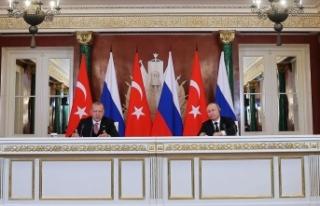 Cumhurbaşkanı Erdoğan: Terör odaklarını Suriye'den...