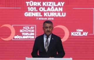 Cumhurbaşkanı Yardımcısı Oktay: Dış politikada...