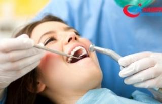 Diş çekimleri çene yapısını bozabilir