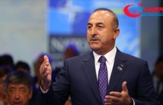 Dışişleri Bakanı Çavuşoğlu: S-400'ler...