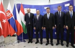Dışişleri Bakanı Çavuşoğlu: AB üyeliği hala...