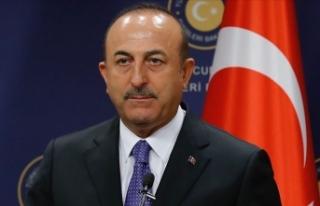 Çavuşoğlu: ABD'ye İran ambargosunun yanlış...