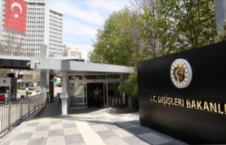 Dışişleri Bakanlığı: Portekiz Parlamentosu'nun...