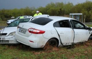 Diyarbakır'da 3 ayrı trafik kazası: 1'i...