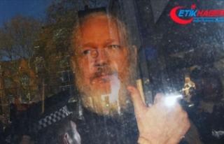 Ekvador'dan Assange ile bağlantılı bilgisayar...