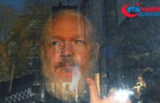 Ekvador Devlet Başkanı Moreno'dan 'Assange'...