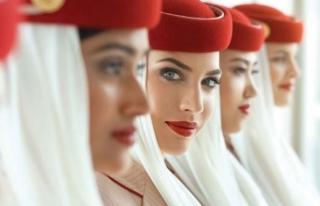 Emirates 15,4 bin lira maaş vereceği Türkleri bulmak...
