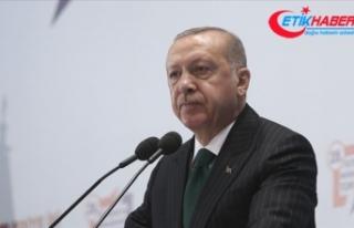 Erdoğan: Türkiye'nin dışlandığı bir F-35...