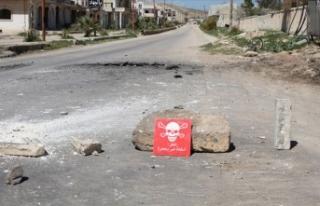 Esed rejimi Suriye'de 216 kez kimyasal silah...