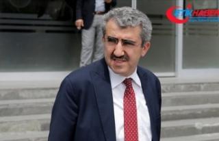 Eski ÖSYM Başkanı Ali Demir'e FETÖ'den...