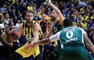 Fenerbahçe Beko'da gözler Zalgiris Kaunas eşleşmesinde