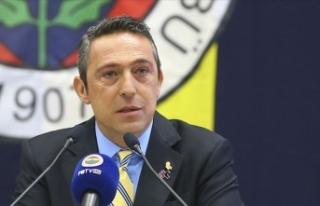 Fenerbahçe Kulübü Başkanı Koç: Kimse kalplerimizden...