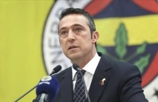 Fenerbahçe Kulübü Başkanı Koç: Ne yazık ki...