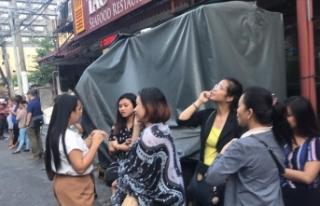 Filipinler'de 6,4 büyüklüğünde deprem