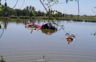 Filipinler'de helikopter gölete düştü: 3...