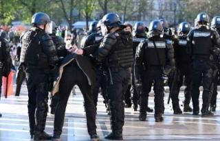 Fransa'da polis şiddetine 220 adli soruşturma