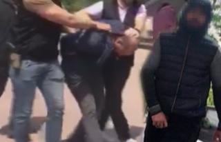Genç kadının kameraya kaydettiği tacizci yakalandı