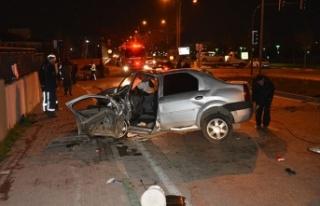 Gençlerin otomobil gezintisi ölümle sonuçlandı:...