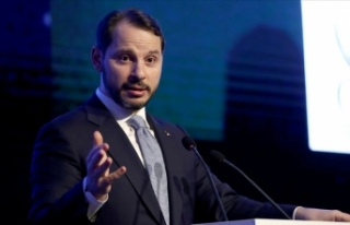 Hazine ve Maliye Bakanı Albayrak: Dengelenme sürecinin...