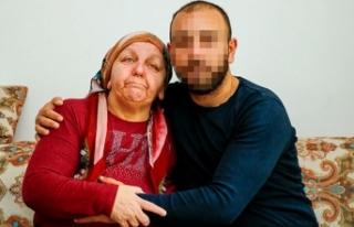 Hem kanseri hem de oğlunun uyuşturucu bağımlılığını...