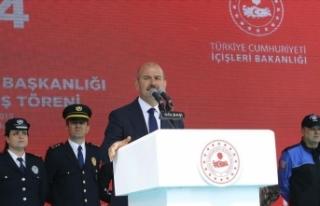 İçişleri Bakanı Soylu: Gayretimiz içimize salınmak...