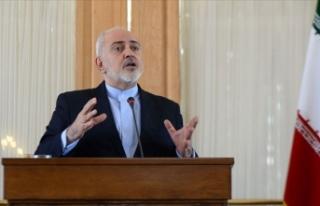 İran Dışişleri Bakanı Zarif: Beyaz Saray siyaseti...