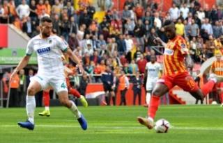 İstikbal Mobilya Kayserispor - Aytemiz Alanyaspor:...