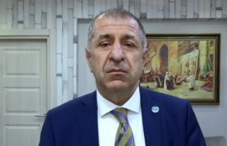 Ümit Özdağ'ın İP'ten ihracına ilişkin...