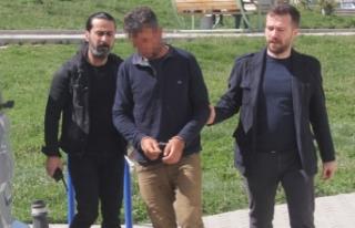 Kadınları taciz eden motosikletli bahçıvan yakalandı