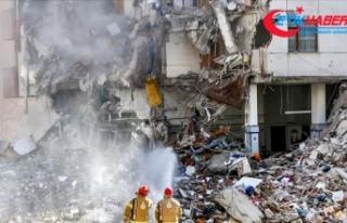 Kartal'da çöken binaya ilişkin 3 şüpheli...